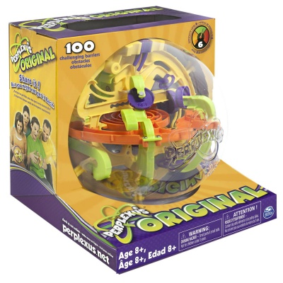 plaSmart perplexus original adhd toy box