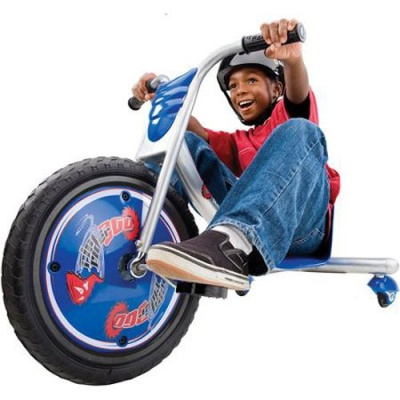 razor riprider 360 caster trike big wheels for kids kid riding