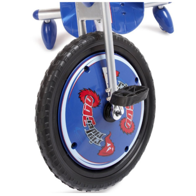 razor riprider 360 caster trike big wheels for kids tire