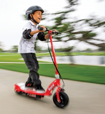 Razor E100 Electric Scooter for children