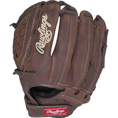 rawlings player preferred kids baseball gloves top view