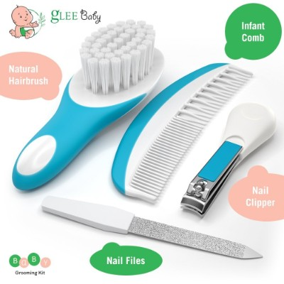 gLEE baby 32 pieces baby grooming kit clipper