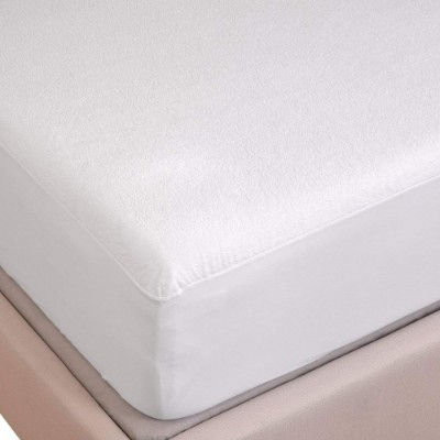 bare home twin size mattress protector for kids vinyl free