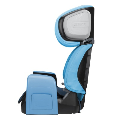 evenflo spectrum 2-in-1 high back booster seat no-back