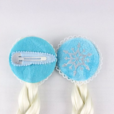 frozen halloween costume for kids hair accessories