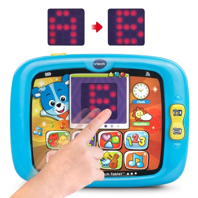 vTech light-up baby touch tablet for kids abc