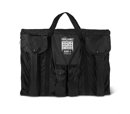 giant connect four outdoor game bag
