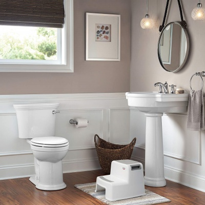 iLove slip resistant step stool potty