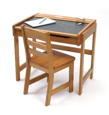 lipper international kids desk with chair