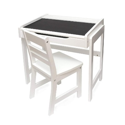 lipper international kids desk white