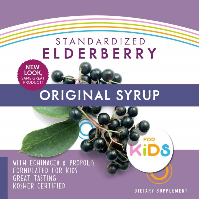Nature's Way Kids Bioavailable Elderberry