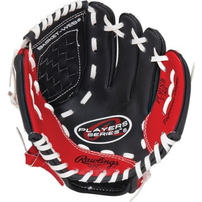 rawlings PL90MB youth kids baseball glove inside view