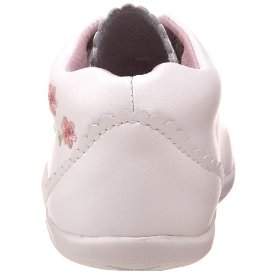 stride rite emilia baby walking shoe floral