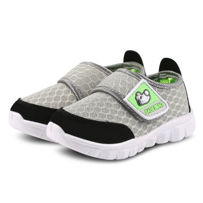 matercaker athletic baby walking shoe gray