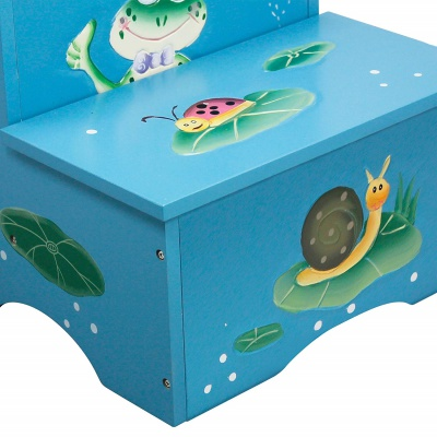fantasy fields froggy step stool non toxic