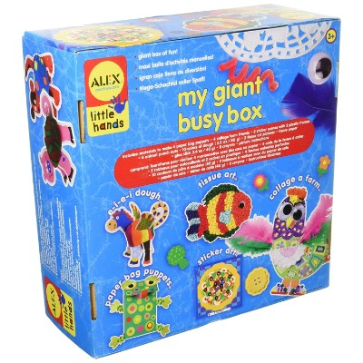 ALEX Discover My Giant Busy Box birthday gifts 4 yr old girl