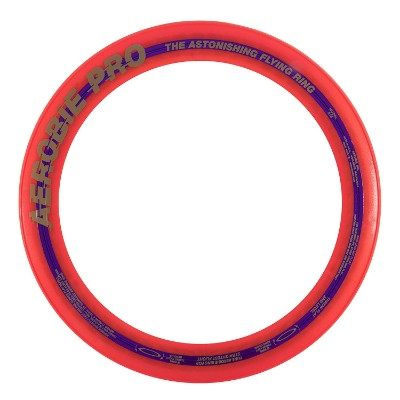 aerobie pro ring flying toy red