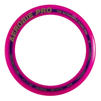 aerobie pro ring flying toy purple