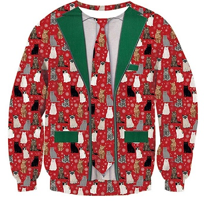 alistyle fanient christmas sweater suit