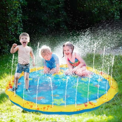 Banzai Sprinkle and Splash Play Mat