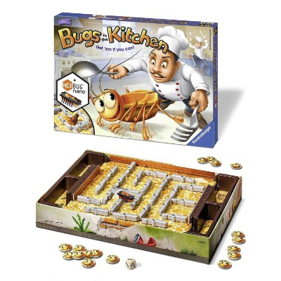 ravensburger bugs in the kitchen bug toys game