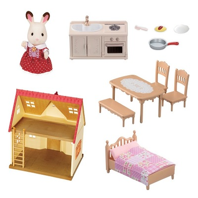 calico critters cozy cottage dollhouse pieces