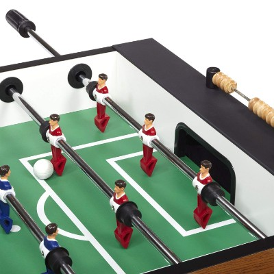carrom signature foosball table details