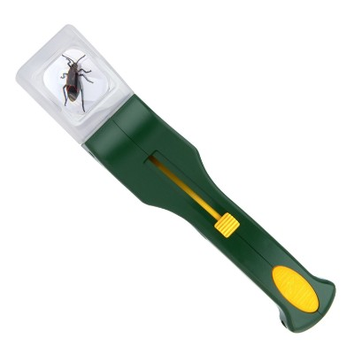 carson bugView catching tool and magnifier bug toys top view