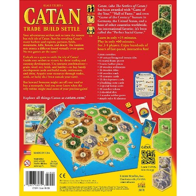 Catan game for kids