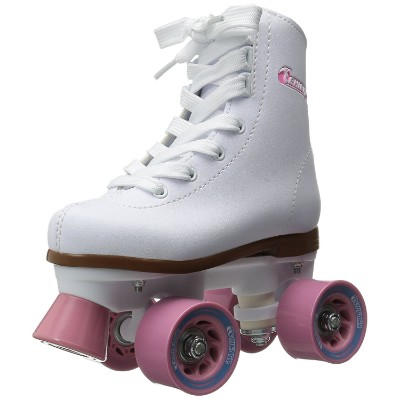 chicago girls rink roller skates for kids side view