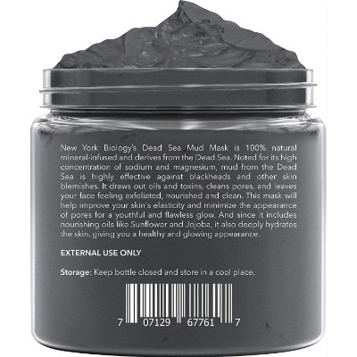 dead sea mud mask gift ideas for teenage girls ingredients