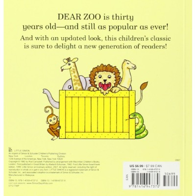 dear zoo lift the flap books for 2 year olds back