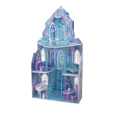 disney frozen ice castle dollhouse rooms
