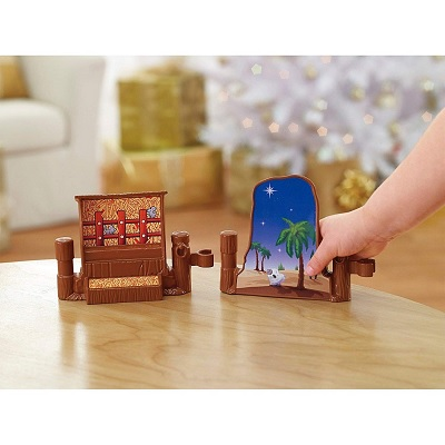 fisher price little people christmas toy play