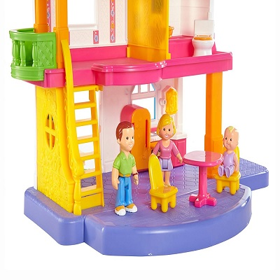 fisher-price my first dollhouse figures