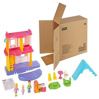 fisher-price my first dollhouse accessories