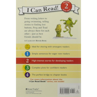 frog and toad are friends books for 6 year olds back