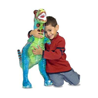 giant t-rex stuffed animal dinosaur toys for kids size