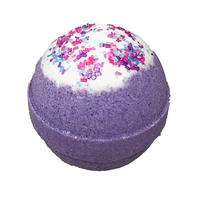 two sisters spa birthday bath bombs for kids natural