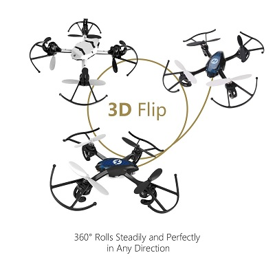 HS170 Predator Mini RC Helicopter Drone
