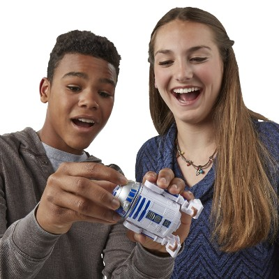 R2D2 Bop It Game star wars toy fun