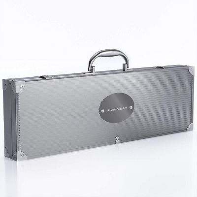 grill set case