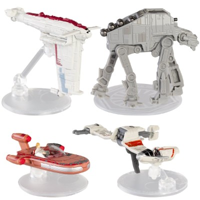 hot wheels spaceships star wars toy figures