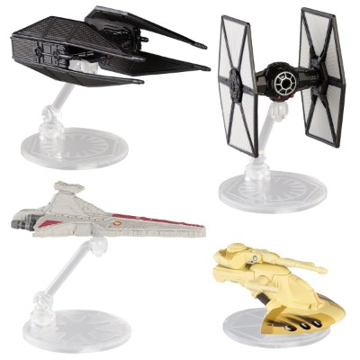hot wheels spaceships star wars toy design