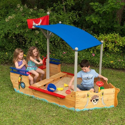 KidKraft Pirate Boat