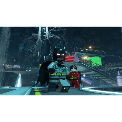 Batman 3: Beyond Gotham gameplay 1