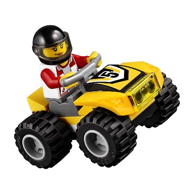 ATV race team cool lego set for kids vehicle 2