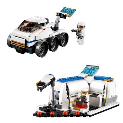 space shuttle explorer cool lego set for kids pieces