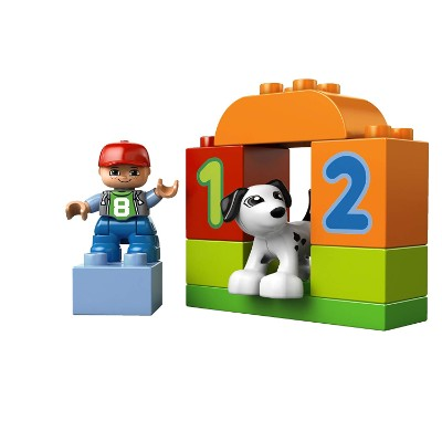 my first number train cool lego set for kids figures