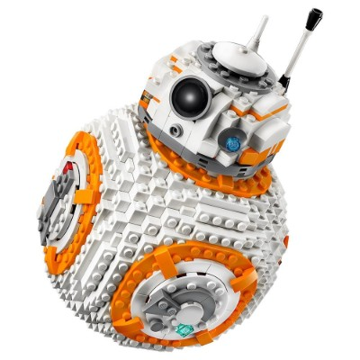 LEGO star wars toy bb-8